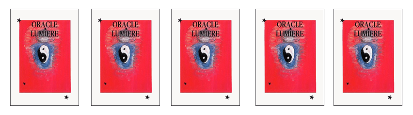 tirage oracle lumiere